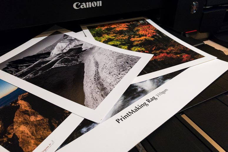 Fineart-printing